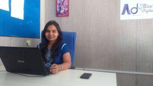 Priyankka Deoo: cofounder Alive Digital