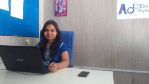 Priyankka Deoo : Digital Marketer