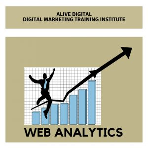 Web Analytics by Alive Digital - Digital Marketing Training Institute
