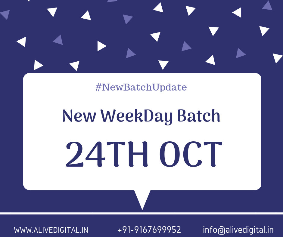 New Batch Update (Oct)