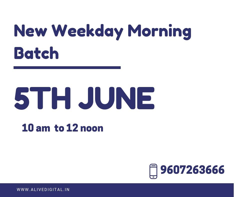 Digital-Marketing-New-Morning-Batch-Annoncement-June-201