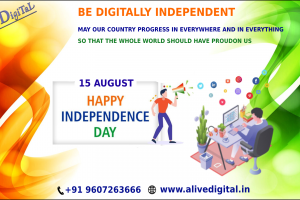 Alive Digital – Independance Day