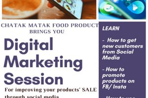 FaceBook Marketing Course for Food Manufacturs