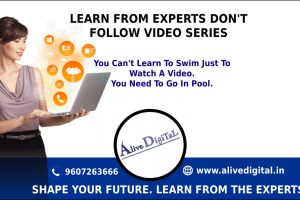 Learn From Experts don't follow video series
